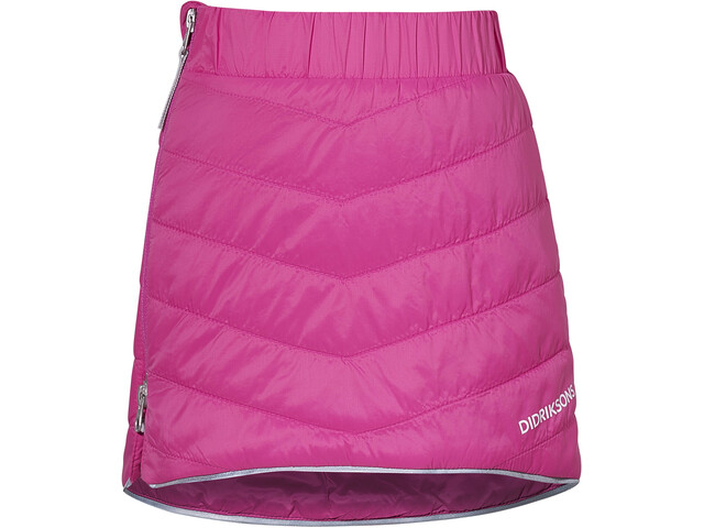 DIDRIKSONS Risda Puff Jupe Fille, plastic pink